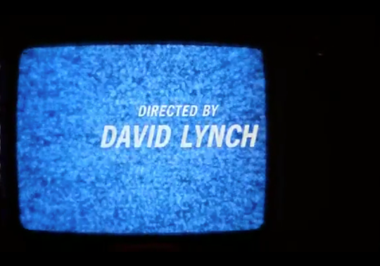 Consider this month directed by David Lynch.