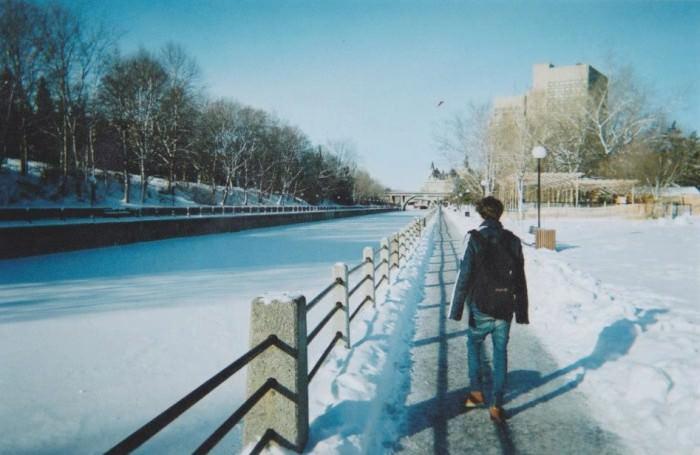 snowwalk
