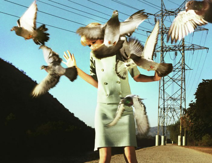 Photo by Alex Prager.