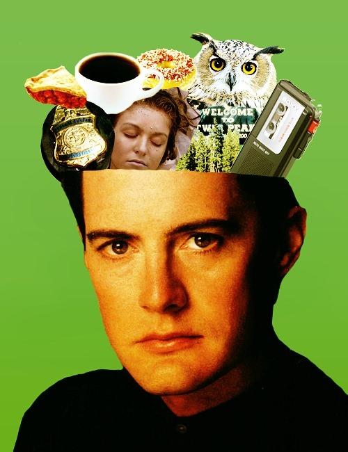 """In the Mind of Dale Cooper"" by Maria on Fanpop.com."