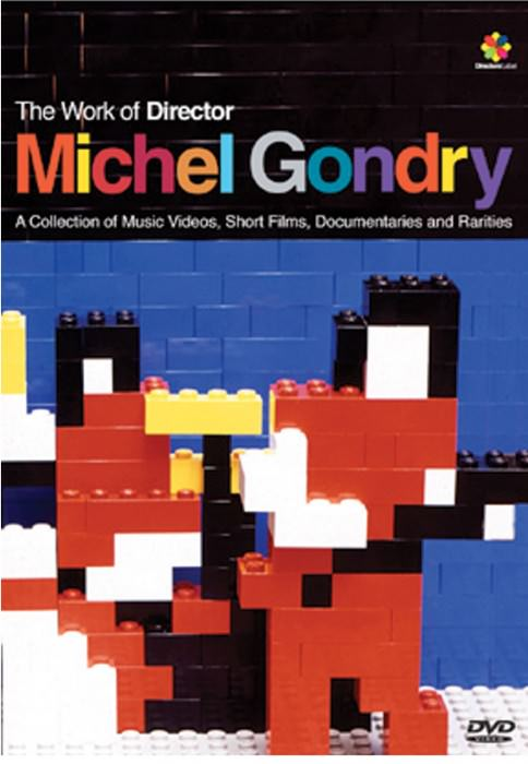 Michel Gondry DVD cover