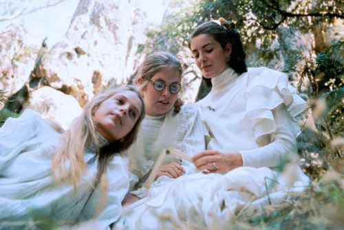 Still from Picnic at Hanging Rock (1975).
