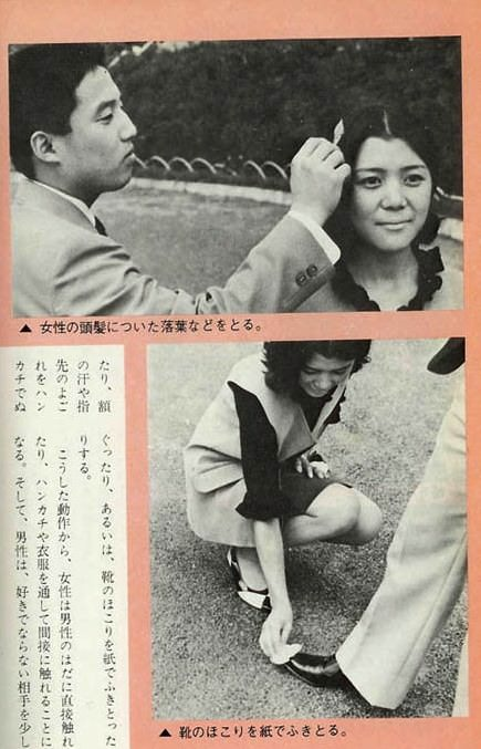 1960s sex manual from Japan.