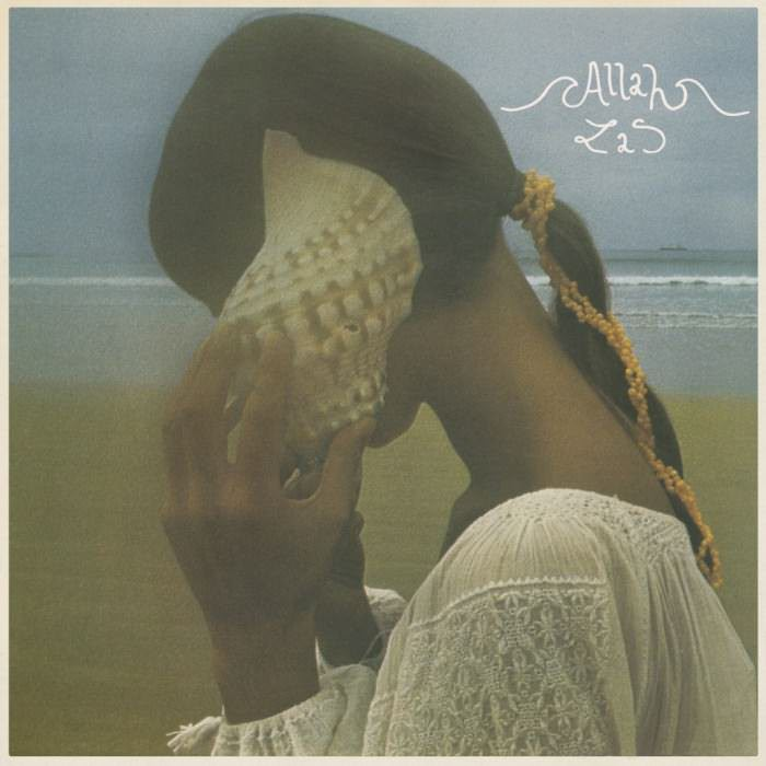 Cover of the Allah-Las' self-titled album, 2012. Photo by David Hamilton.
