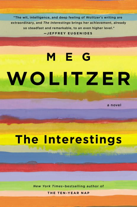 "24book""The Interestings"" by Meg Wolitzer."