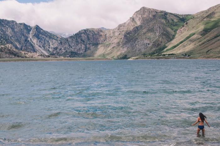 Grant Lake.