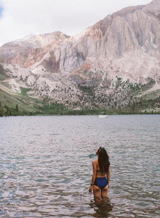 Convict Lake.