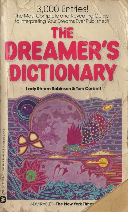 The Dreamer's Dictionary, now out of print.