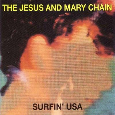 Jesus and Mary Chain record cover.