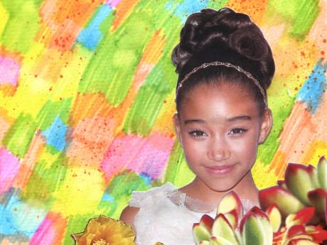 It's a New Wave: An Interview With Amandla Stenberg