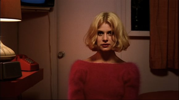 A still from the movie Paris, Texas.