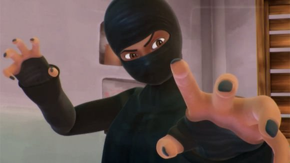 Burka Avenger: the Pakistani cartoon countering Taliban opposition to girls' education - video