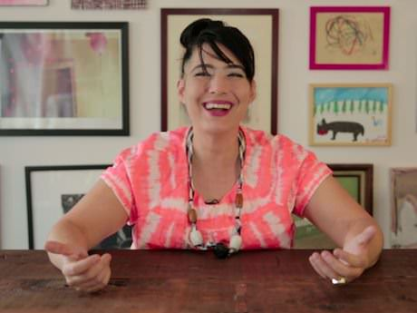 Sunday Video: Public Speaking With Kathleen Hanna