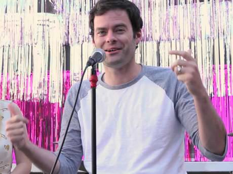 Ask a Grown Man (Live!): Bill Hader