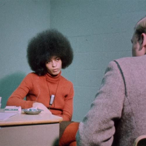 Angela Davis in The Black Power Mixtape 1967–1975 (2011).