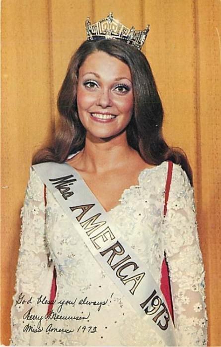 Terry Meeuwsen, Miss America 1973.