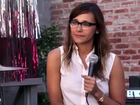 Sunday Video: Rashida Jones (Is a Goddess)