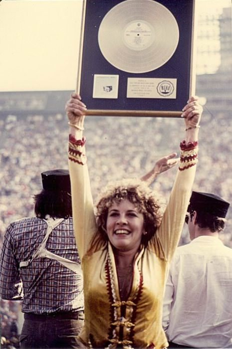 Stevie Nicks, October 1980.