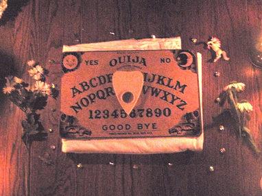 Ouija Board, Ouija Board