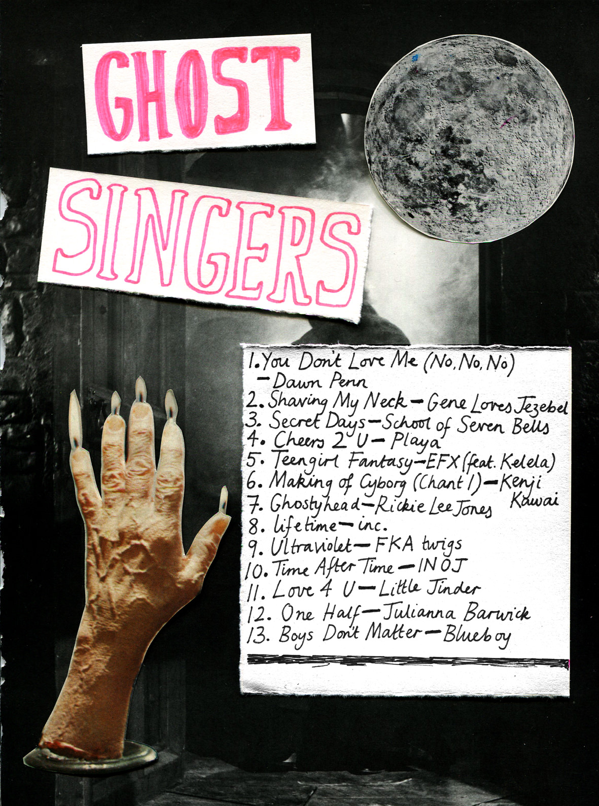 Rookie 187 Friday Playlist Ghost Singers