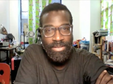 Ask a Grown Man: Tunde Adebimpe
