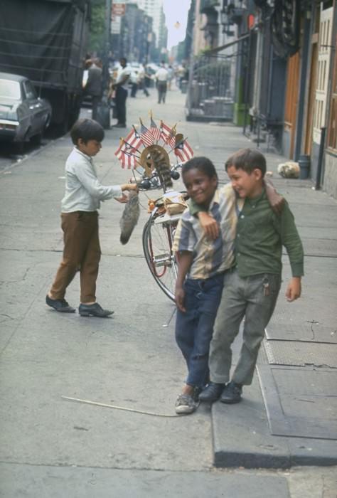 New York City, Summer 1969, by Vernon Merritt III. Via LIFE.
