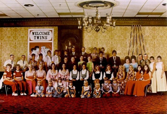 International Society of Twins, Muncie, IN, by Neal Slavin.