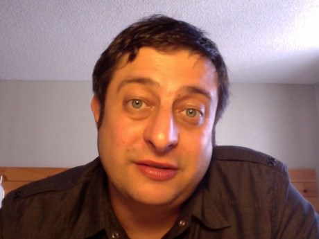 Ask a Grown Man: Eugene Mirman