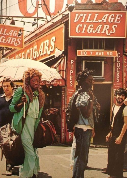 New York City, circa 1970s. Via Xaxor. Original source unknown.
