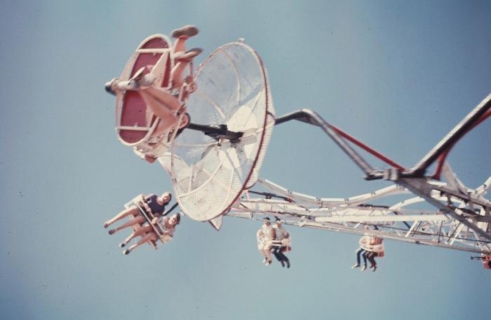 County Fair, Oregon 1972, by Jerry de Wilde. Via Autumn de Wilde.