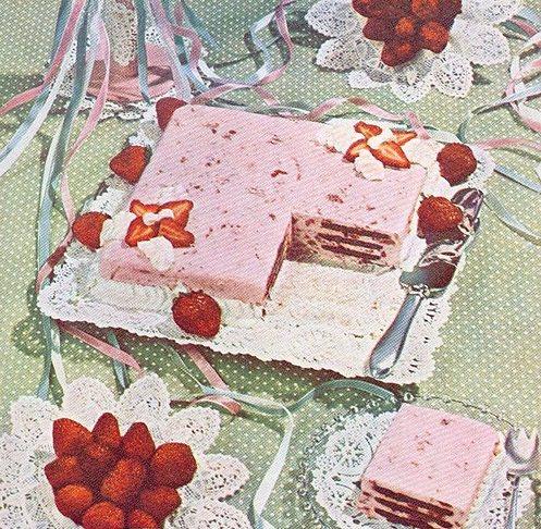 Cover of The Sealtest Food Adviser number 83, via The Vintage Cookbook Maven.