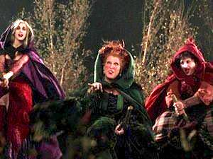 Secret Style Icons: The Witches of Hocus Pocus