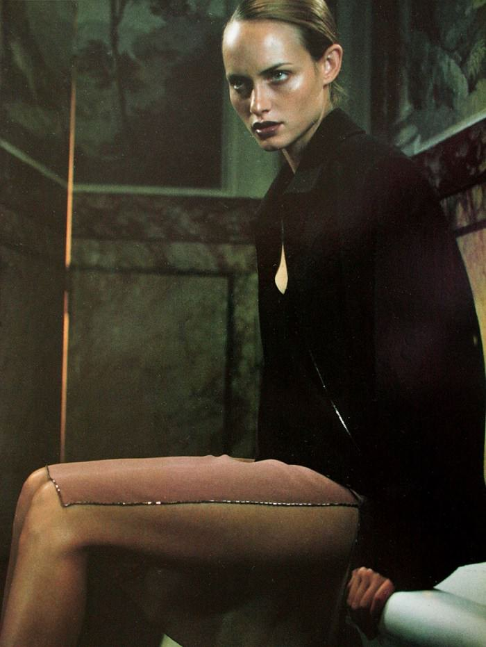 Photo by Glen Luchford for Prada, 1997.