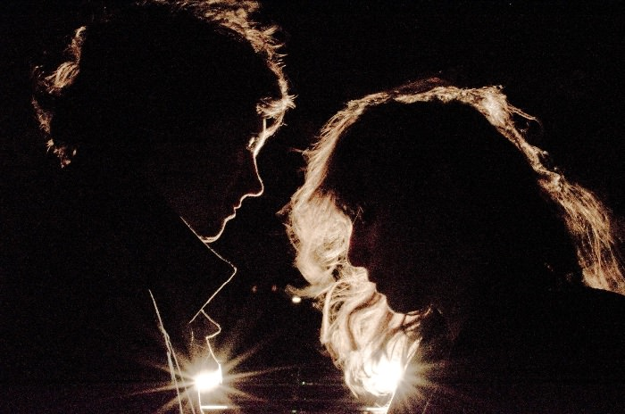 Beach House photographed by Liz Flyntz, via Sub Pop.