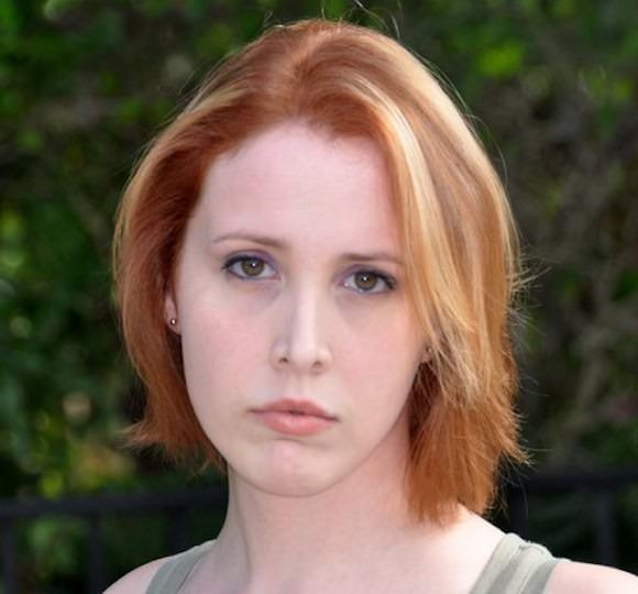 Dylan Farrow photographed by Frances Silver.