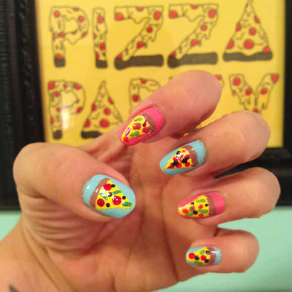 Pizza Mani Finished 2