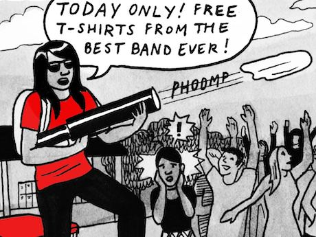 Sunday Comic: The Best Song Ever #18