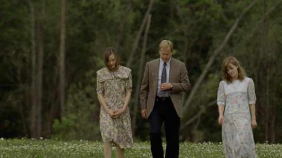 Some of the women (and one dude) of True Detective. Still via the Hairpin.