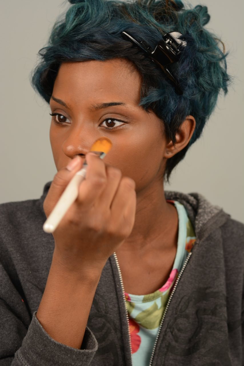Rookie » How to Highlight and Contour Your Whole Face