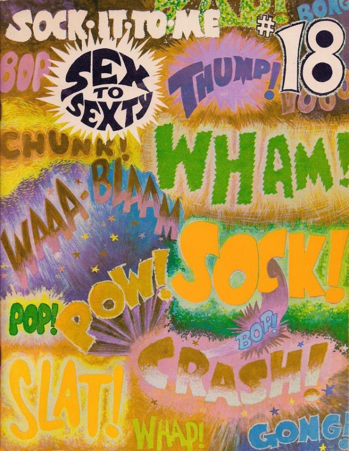 Cover of Sex to Sexty magazine, 1969, via Phoney Fresh.