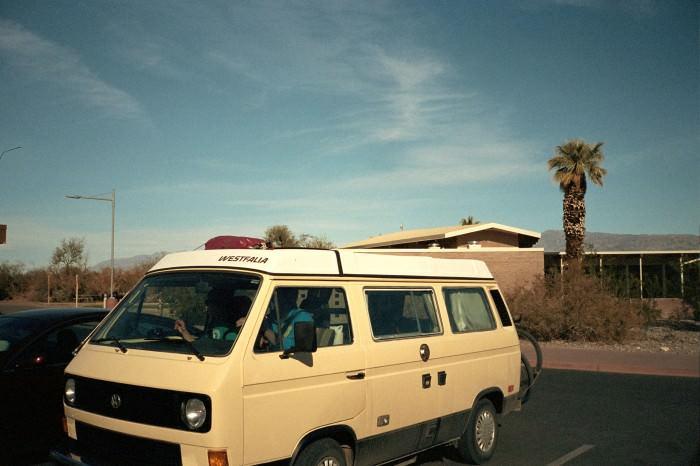 Somewhere in Nevada.