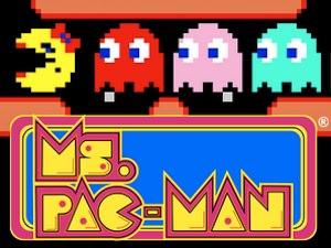Literally the Best Thing Ever: Ms. Pac-Man