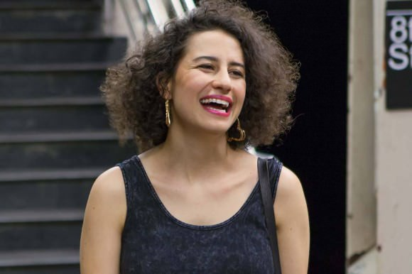 Broad City's Ilana Glazer, our new style (and life) guru. Television still via The Cut.