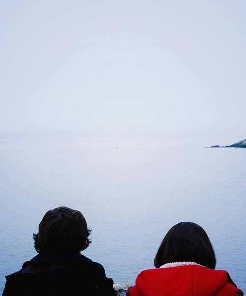Still from Submarine (2010).