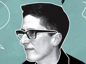 Why Can't I Be You: Alison Bechdel
