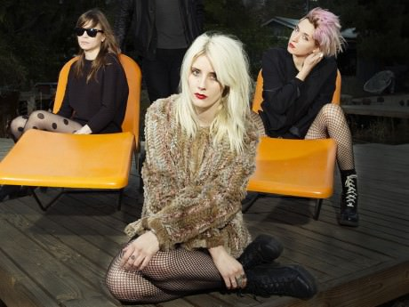 White Lung: Snake Jaw