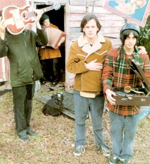 Neutral Milk Hotel, via Last.fm.