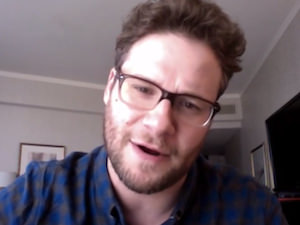 Ask a Grown Man: Seth Rogen