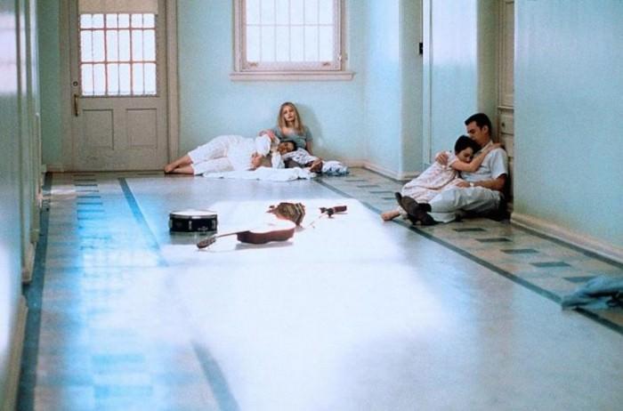 Still from Girl, Interrupted, 1999.