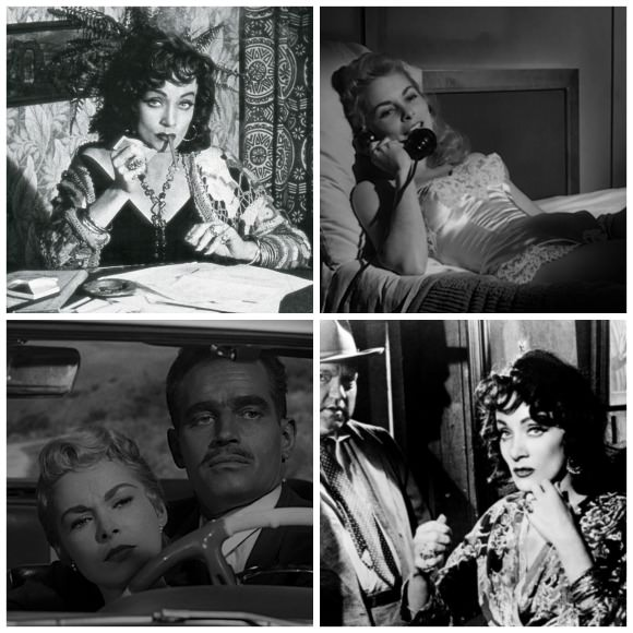 A Touch of Evil Collage
